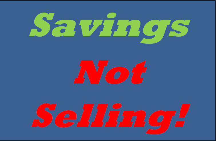 Offering Savings Means Less Selling for Insurance Agents