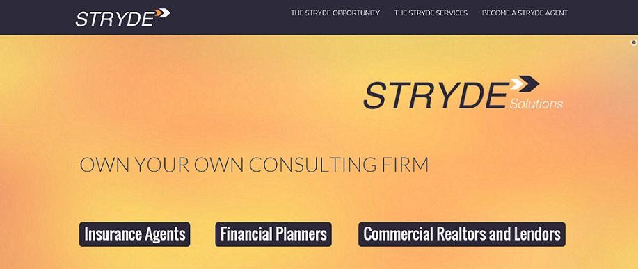Life insurance agents can generate another revenue stream with Stryde Solutions