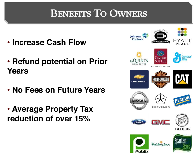 Property Tax Deduction Benefits for Business Owners